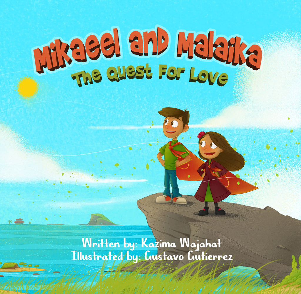 Mikaeel and Malaika The Quest For Love