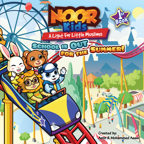 Noor Kids School is Out for the Summer