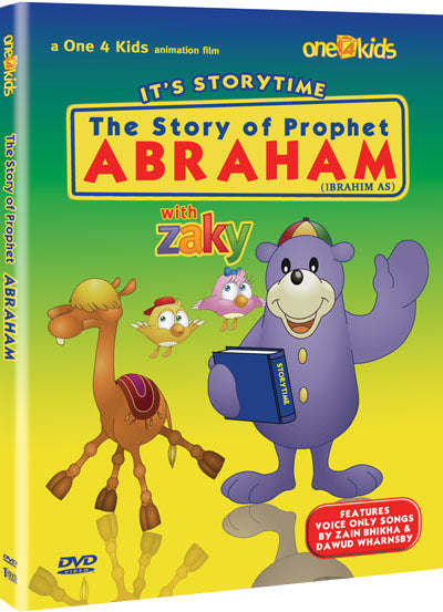 It's Story Time! The Story of Prophet Abraham (Ibrahim AS)