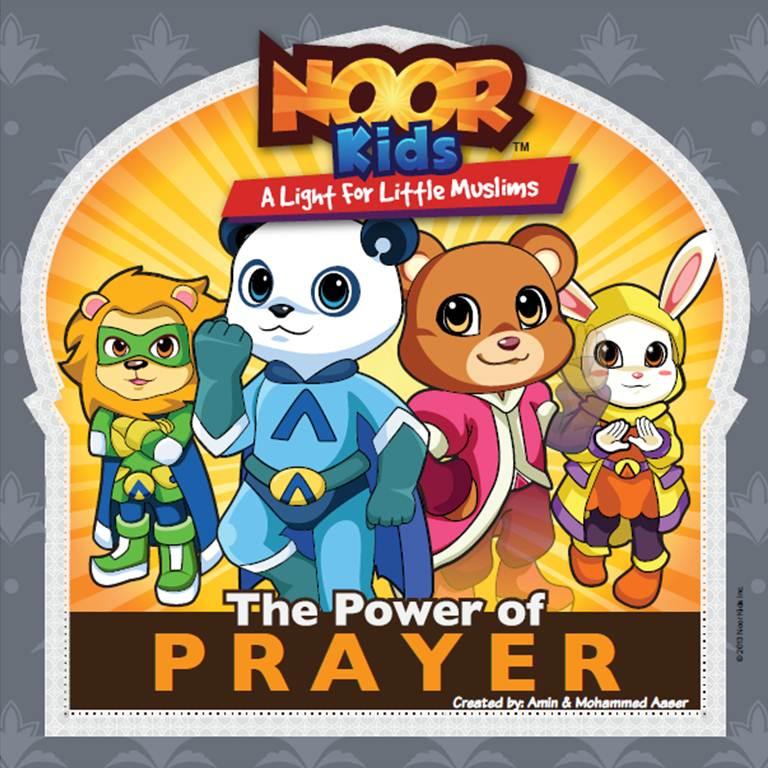 Noor Kids The Power of Prayer