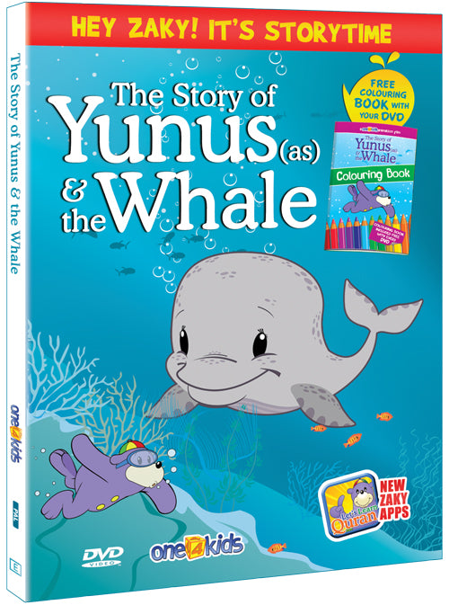 The Story of Yunus (as) & the Whale