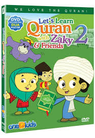 Let's Learn Quran with Zaky & Friends Part 2