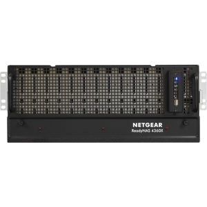 NETGEAR RR4360S0-10000S ReadyNAS 4U 60-bays Ultra High Capacity High Density Rackmount Storage, Diskless