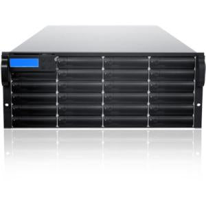 Sans Digital AR424F16Q AccuRAID U 16 Bay 6G SAS/SATA to 4 Channel Fibre 16G, Single Controller