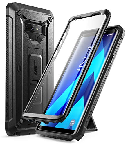 1d16a2f0515 Samsung Galaxy Note 9 Case, SUPCASE Full-Body Rugged Holster Case with  Built-