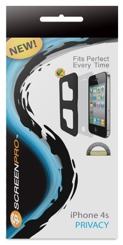 Screenpro Sp14p Privacy Guard Screen Protector For Iphone4&4s