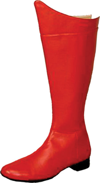 Funtasma by Pleaser Men's Halloween Hero-100,Red,M (US Men's 10-11 M)