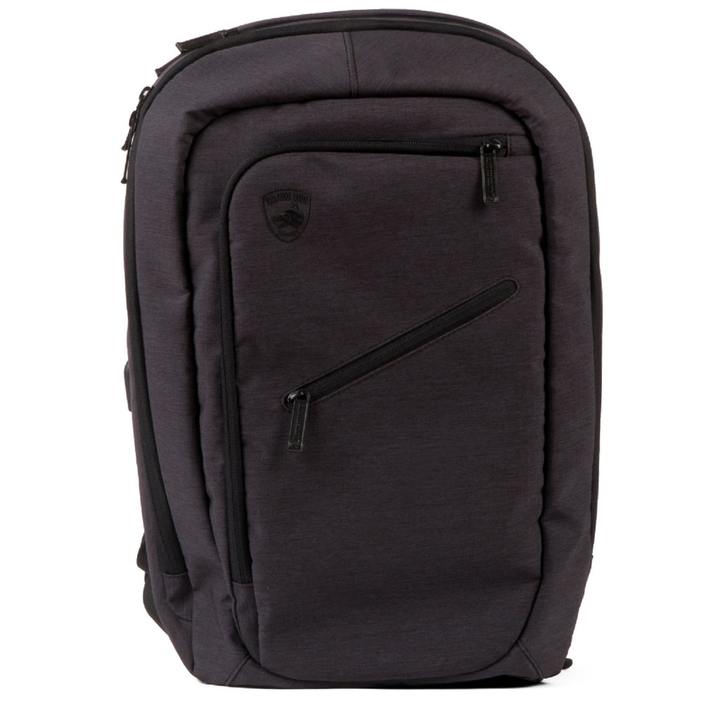 Guard Dog Bulletproof Backpack w/Charging Bank - Black