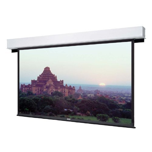 "Da-Lite Matte White 94"" Diagonal Advantage Deluxe Electrol Wide Format Projector Screen"