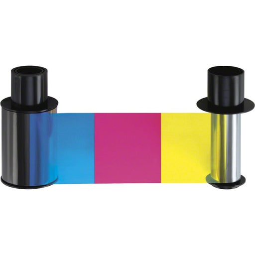 DTC4500 Ymcko: Full-color Ribbon