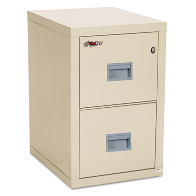 FIR2R1822CPA - FireKing Insulated Turtle File Cabinet