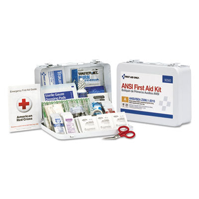 Pac-Kit by First Aid Only 90560 16 Unit ANSI A First Aid Kit
