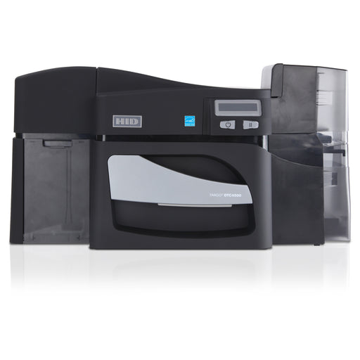 DTC4500 Card Printer Double Sided