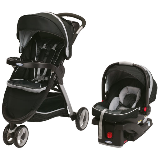 FastAction Fold Sport Click Connect Travel System, Gotham
