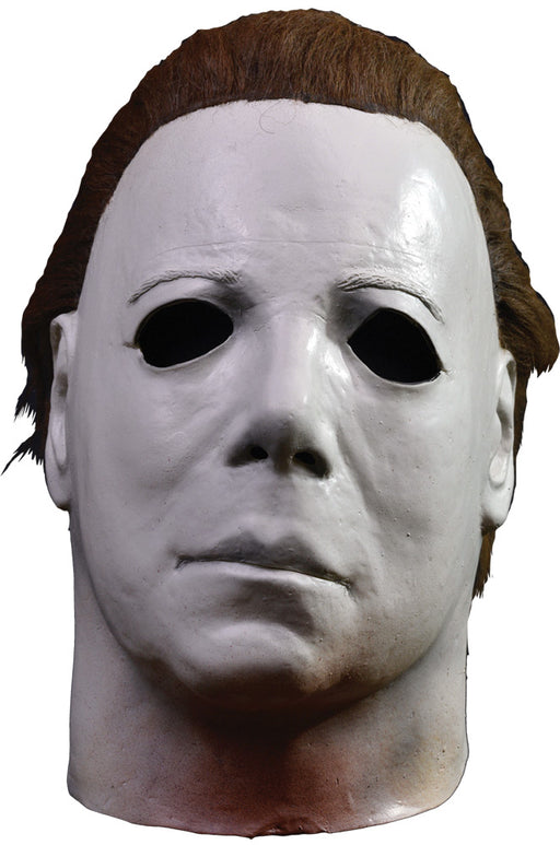 Trick or Treat Studios Halloween II Elrod Full Head Mask, Black White, One-Size