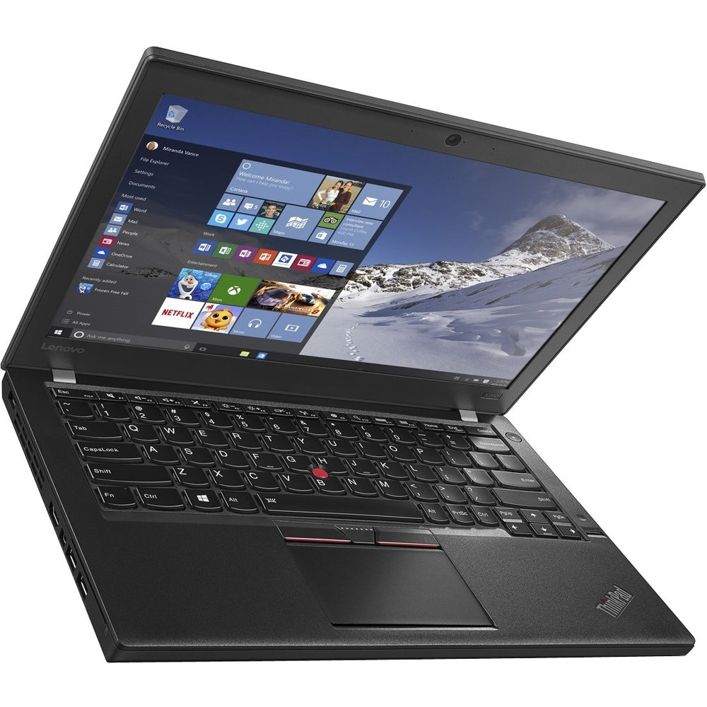 Lenovo 20F6005LUS TS X260 i5/8GB/128GB FD Only Laptop