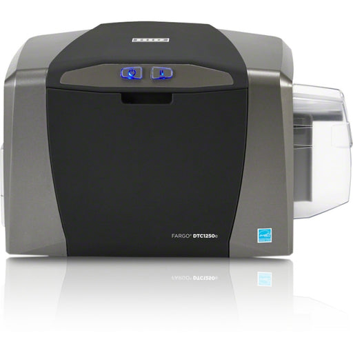 DTC1250e dual side printer