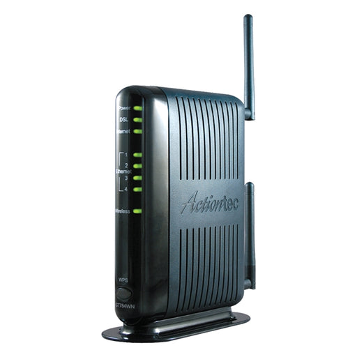 Actiontec Wireless N DSL Modem Router GT784WN
