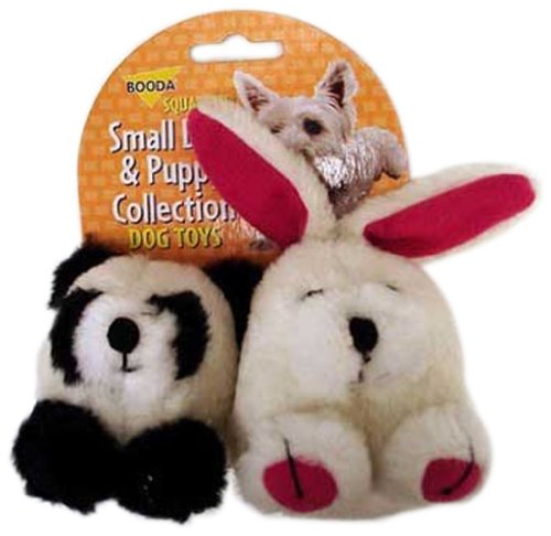 Petmate Squatter Panda & Rabbit - Small Dog & Puppy