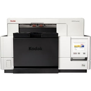 Kodak 3M7409 i5250 Document Scanner - Desktop - Black/White