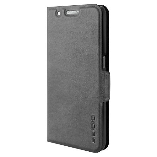 Seidio LEDGER Flip Case for use with Samsung Galaxy S6- Gray