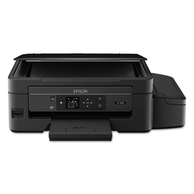 Expression ET-2550 EcoTank All-in-One Wireless Inkjet Printer, Copy/Print/Scan
