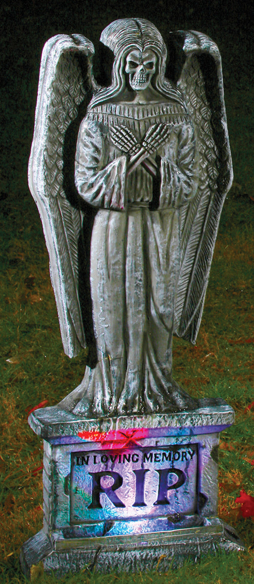 Tombstone Gothic Lu Angel