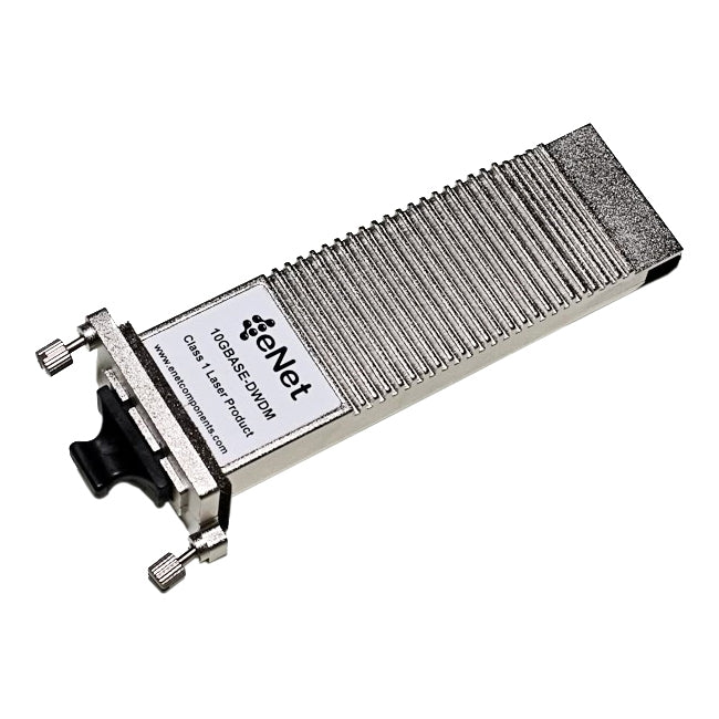 Cisco Compatible DWDM-XENPAK-32.68-40K - Functionally Identical Not Offered by OEM 10GBASE-DWDM XENPAK 1532.68nm 40km DOM Duplex SC Single-mode Connector - Programmed, Tested, and Supported in the USA, Lifetime Warranty