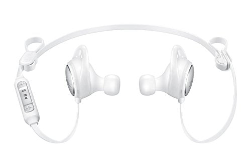 Samsung Level Active Wireless Bluetooth Fitness Earbuds - White (US Version With Warranty)