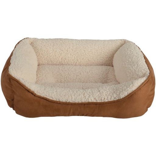 Pet Spaces Everyday Rectangular Cuddler, 17 x 21 x 7