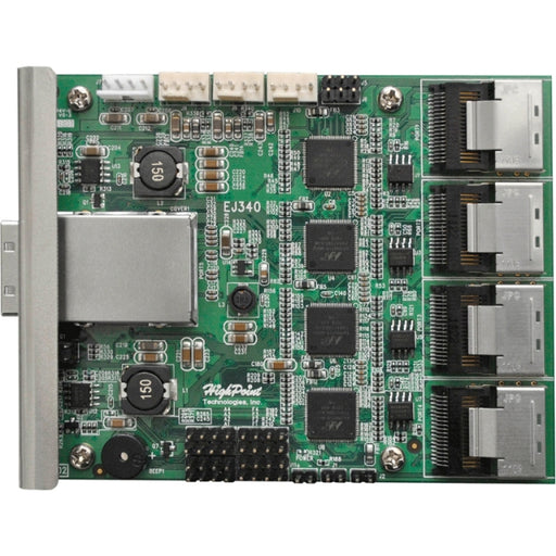 HighPoint 6Gbps 16-Channel SATA Port-Multiplier Expander Module Hard Drive Rocket EJ340