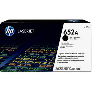 HP 652A (CF320A) Black Original Toner Cartridge