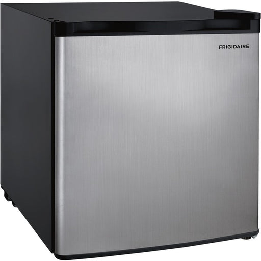 Frigidaire CUREFR180 1.6 Cubic-ft Compact Refrigerator (Stainless Steel)