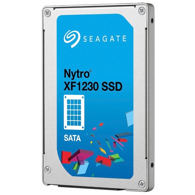 Seagate Nytro XF1230-1A0480 1.92 TB 2.5 Internal Solid State Drive - SATA - 560 MB/s Maximum Read Transfer Rate - 430 MB/s Maximum Write Transfer Rate - 10 Pack
