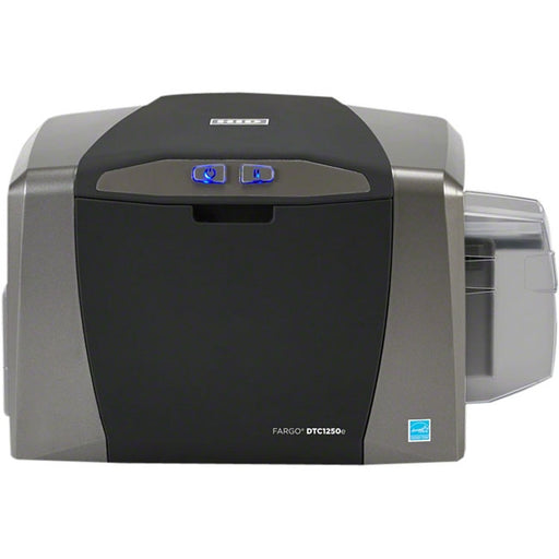 DTC1250e DS printer with Ethernet