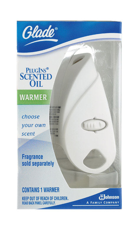 Glade PlugIns Scented Oil Warmer Holder (Pack of 6)