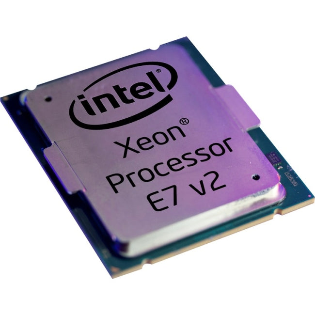 HP Intel Xeon E7-8891 v2 Deca-core (10 Core) 3.20 GHz Processor Upgrade - Socket R LGA-2011 - 2.50 MB - 37.50 MB Cache - 8 GT/s QPI - 64-bit Processing - 3.70 GHz Overclocking Speed - 22 nm - 155 W - 170.6°F (77°C)