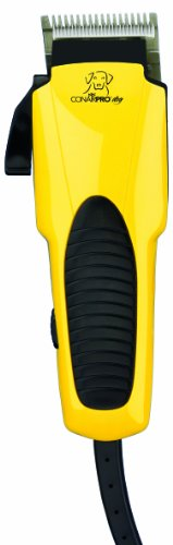 Conairpro Dog Pgrd240 11 Piece Yellow Home Pet Grooming Kit