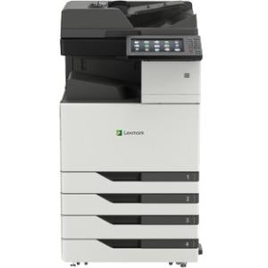 Lexmark CX924DTE Color Printer / Scanner / Copier & Fax, Grey - 32C0204