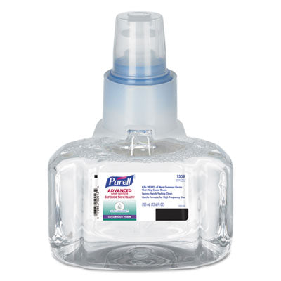 GOJ130903EA - Purell Advanced Hand Sanitizer Ultra Nourishing Foam