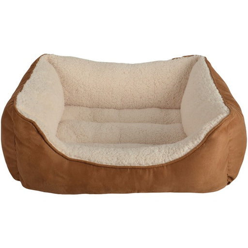 Pet Spaces Everyday Rectangular Cuddler, 21 x 25 x 8
