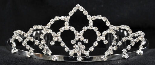 Morris Costumes GB50 Tiara 2 Inch Child