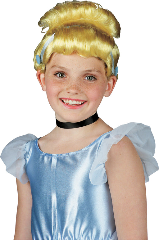 Cinderella Dress-Up Wig Costume Accessory