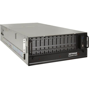 NETGEAR RR4360X0-10000S ReadyNAS 4U 60-bays Ultra High Capacity High Density Rackmount Storage, Diskless (RR4360X)