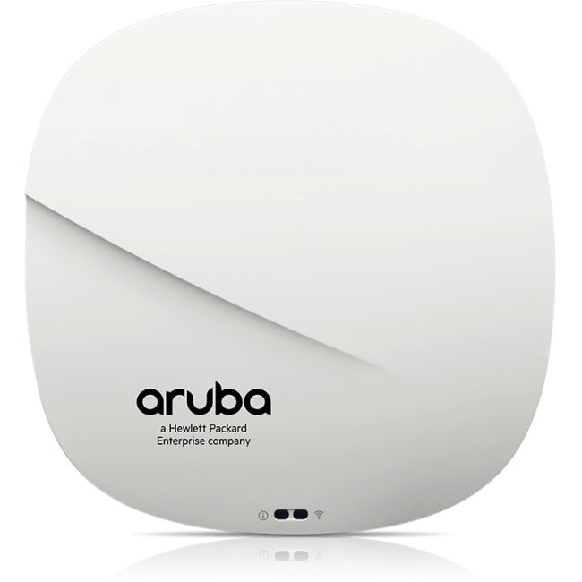 Aruba IAP-335-US Instant Access Point JW825A (802.11ac Wave 2, 2.4GHz/5GHz Dual-Band, Bluetooth Low Energy, POE)