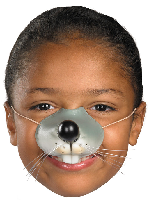 Costumes For All Occasions Fa226 Nose Mouse W Elastic