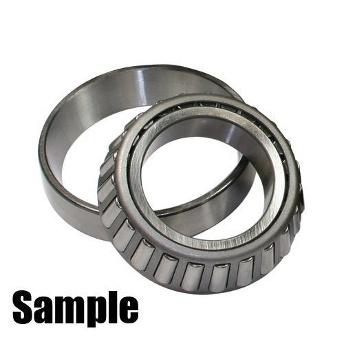 Centric 412.40017 Premium Axle Ball Bearing