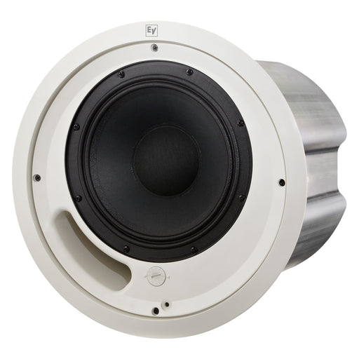 Electro-Voice EVID PC8.2 - 7.87 Woofer Speaker - 2-way - 2 Pack - White - 40 Hz to 20 kHz - 10 Ohm - 88 dB Sensitivity - Ceiling Mountable