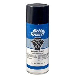 Brite Touch BT26 Universal Black 10 Ounce KBT000267 Engine Paint Universal-10 oz