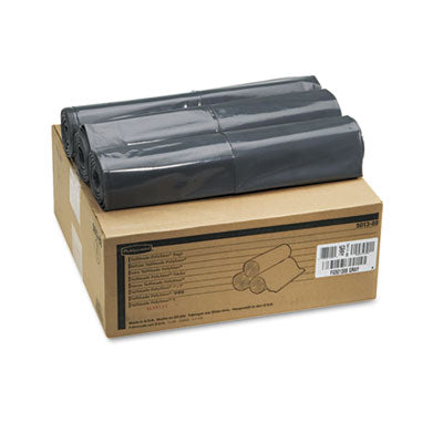 RCP501388GRA - Rubbermaid 5013-88 Tuffmade Polyliner Low-Density Can Liners, 56 Gallons